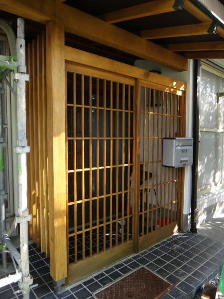 I様邸 塗り替え工事_c0184295_19365688.jpg
