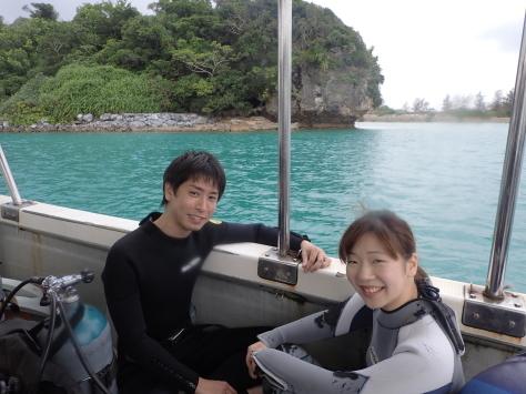 11月11日水納島ツアーも行けちゃった!_c0070933_19283609.jpg