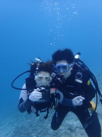 11月11日水納島ツアーも行けちゃった!_c0070933_19304923.jpg