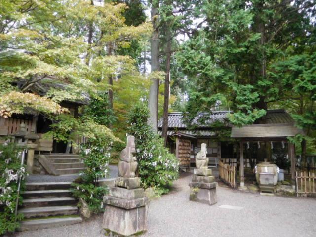 猿丸神社 <お茶の京都・宇治田原町②>_d0106134_21434535.jpg