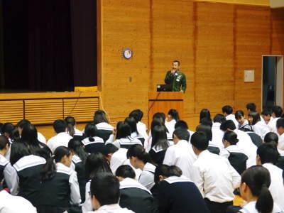 熊本県立菊池高等学校の生徒さんたちが研修にやってきました!(2019/前編)_a0254656_16534290.jpg