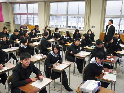 熊本県立菊池高等学校の生徒さんたちが研修にやってきました!(2019/前編)_a0254656_17021196.jpg