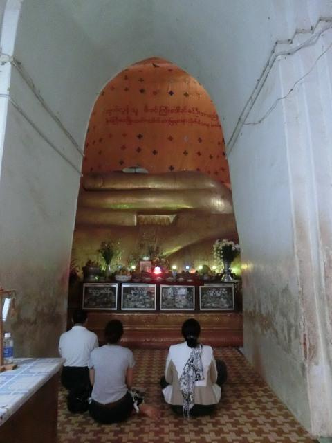 マヌーハ寺院とダマヤージガ・パゴダ_f0189467_23361334.jpg