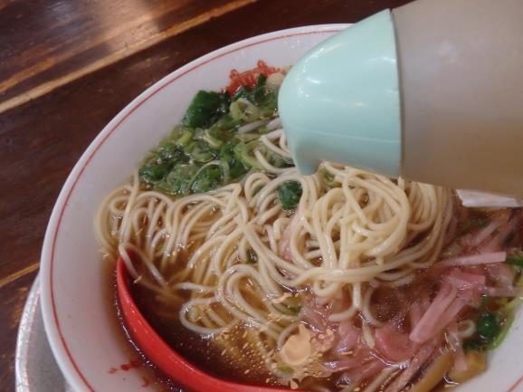 神戸ラーメン 第一旭     元町本店_c0118393_10491094.jpg