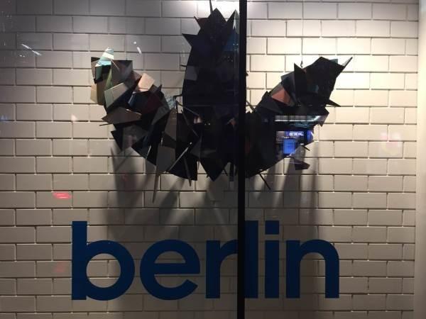 ヨーロッパ買い付け後記18 JUST DO IT!!! 入荷 パリ、ベルリンからクマちゃん_f0180307_17341027.jpg