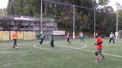ゆるUNO 11/11(土) at UNOフットボールファーム_a0059812_23452366.jpg