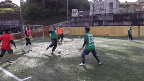 ゆるUNO 11/11(土) at UNOフットボールファーム_a0059812_23453472.jpg