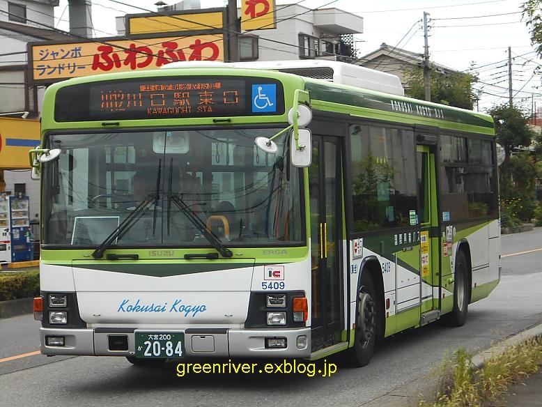 国際興業バス 5409_e0004218_20121768.jpg