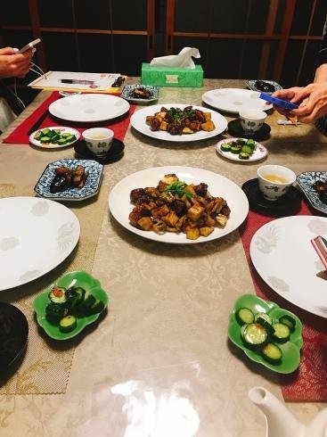 潮州粉果、黒酢酢豚レッスン_a0175348_19502765.jpg