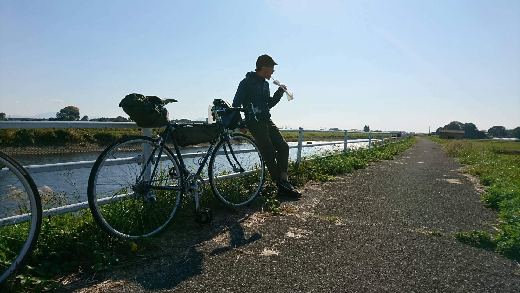 2017.11.3-5 北関東の川沿いサイクリングロードを繋ぐチャリ旅_b0219778_09132921.jpg