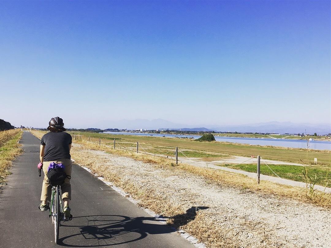 2017.11.3-5 北関東の川沿いサイクリングロードを繋ぐチャリ旅_b0219778_09151726.jpg