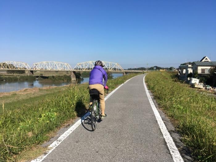 2017.11.3-5 北関東の川沿いサイクリングロードを繋ぐチャリ旅_b0219778_09395499.jpg
