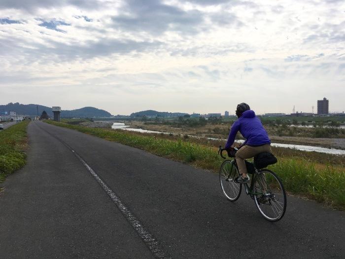 2017.11.3-5 北関東の川沿いサイクリングロードを繋ぐチャリ旅_b0219778_10121260.jpg