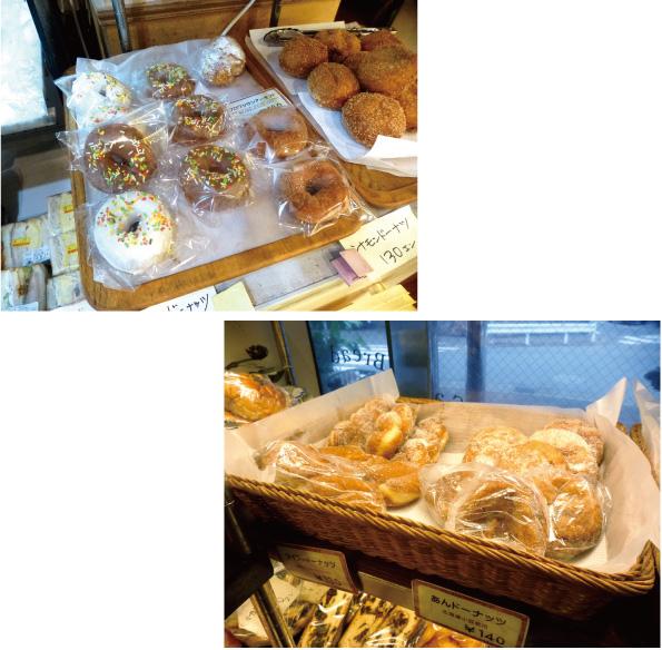 【京王多摩川】フランダースのドーナツ3種【街のパン屋さん】_d0272182_21433744.jpg