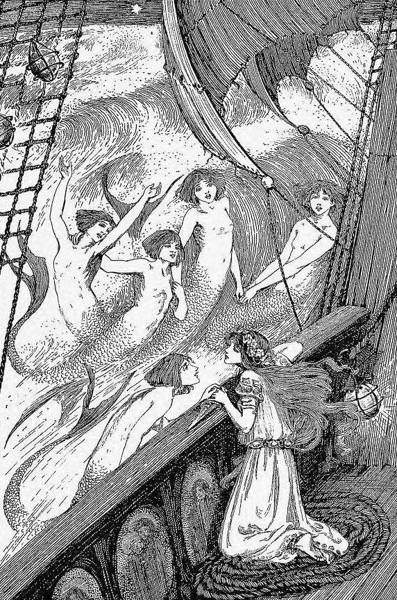 ヘレン・ストラトン画の人魚姫④_c0084183_1604325.jpg