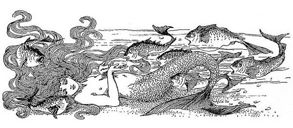 ヘレン・ストラトン画の人魚姫⑤_c0084183_16141942.jpg
