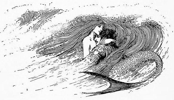 ヘレン・ストラトン画の人魚姫⑤_c0084183_16143917.jpg