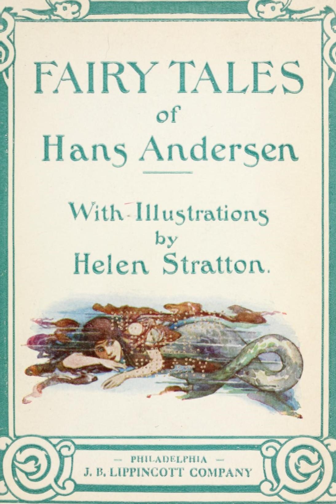 ヘレン・ストラトン画の人魚姫⑥_c0084183_16281752.jpg