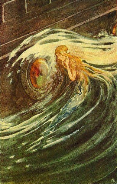 ヘレン・ストラトン画の人魚姫⑥_c0084183_16491889.jpg