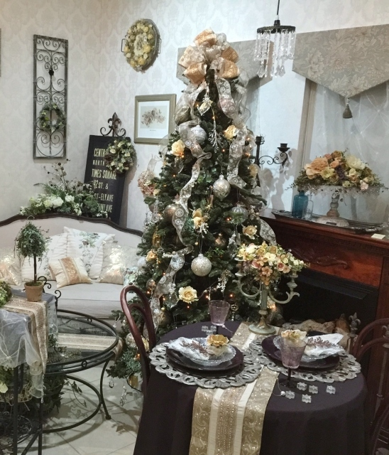 クリスマス ディスプレイ_a0221484_01211242.jpg
