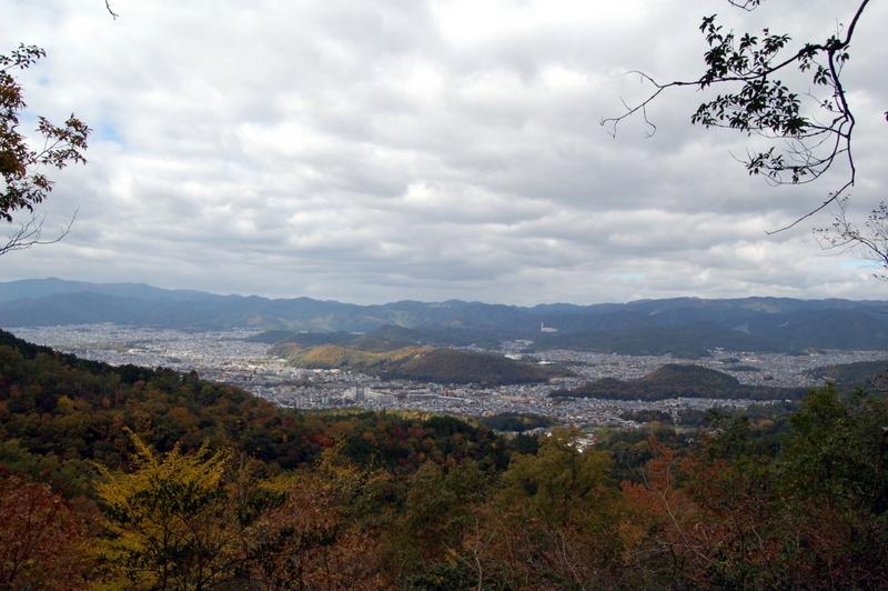 東山トレイル 銀閣寺道~叡山ケーブル駅まで_c0057390_21504418.jpg