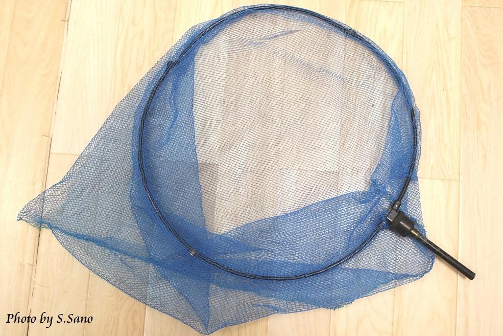 海水魚採集用のタモ網_b0348205_22520856.jpg