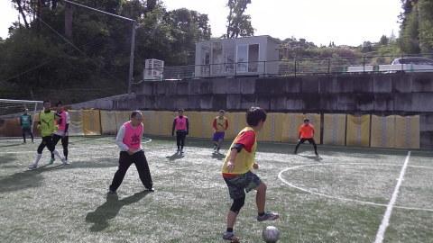 ゆるUNO 11/11(土) at UNOフットボールファーム_a0059812_09082568.jpg