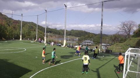 ゆるUNO 11/11(土) at UNOフットボールファーム_a0059812_09083711.jpg