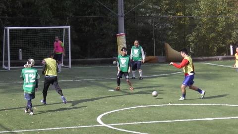 ゆるUNO 11/11(土) at UNOフットボールファーム_a0059812_09084481.jpg