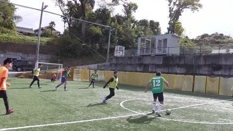 ゆるUNO 11/11(土) at UNOフットボールファーム_a0059812_09085107.jpg