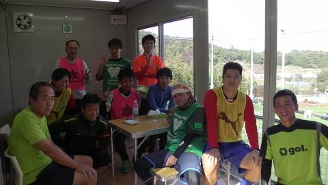 ゆるUNO 11/11(土) at UNOフットボールファーム_a0059812_09180116.jpg