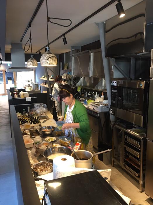 アリタポーセリンラボ旗艦店料理教室。_c0175022_09092431.jpg