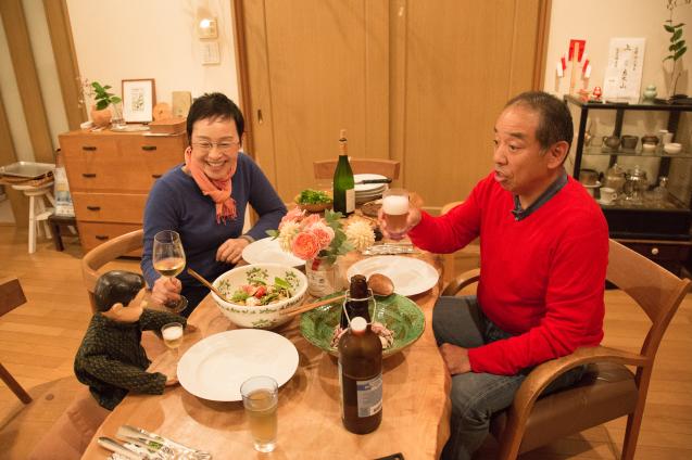 麻育子さん家の美味しいディナー_e0369736_08360744.jpg