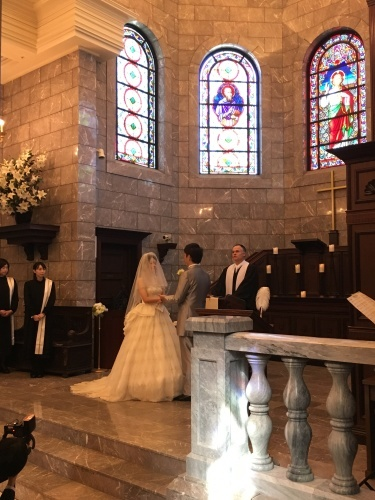Happy Wedding!!_c0079640_22061127.jpg