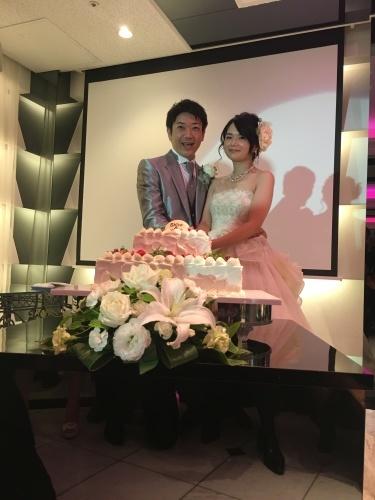 Happy Wedding!!_c0079640_22115966.jpg