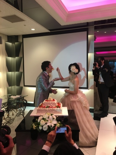 Happy Wedding!!_c0079640_22120239.jpg