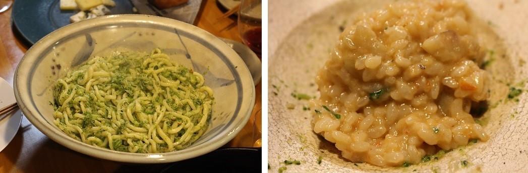 至福の時間。イタリアンレストランのシェフが拙宅で料理。_f0362073_15285244.jpg