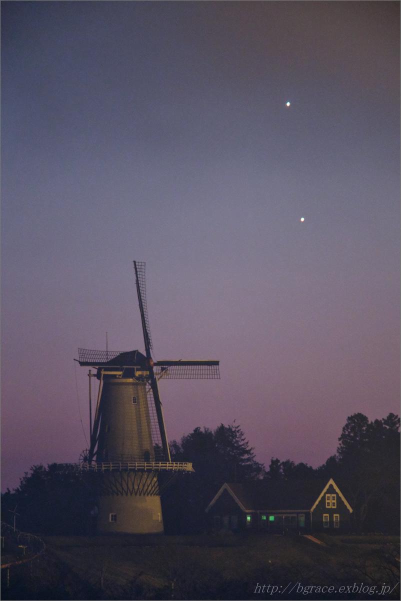 金星と木星の大接近_b0191074_21085110.jpg