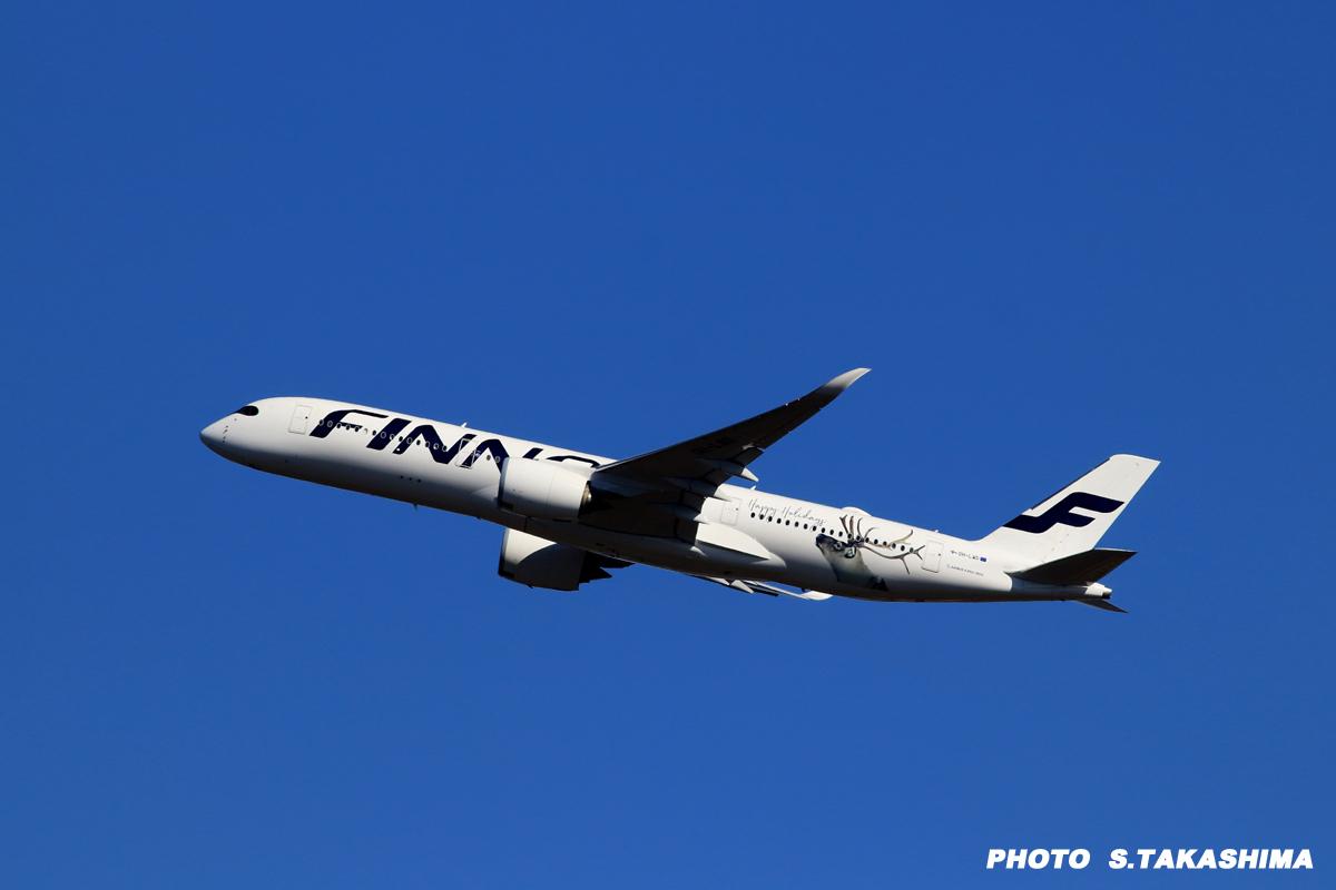 フィンランド航空 トナカイ塗装_b0368378_20323248.jpg