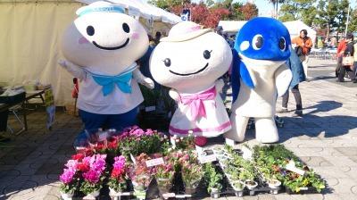 『名古屋港開港祭フレンドリーポート2017』出展の様子_d0338682_16501878.jpg