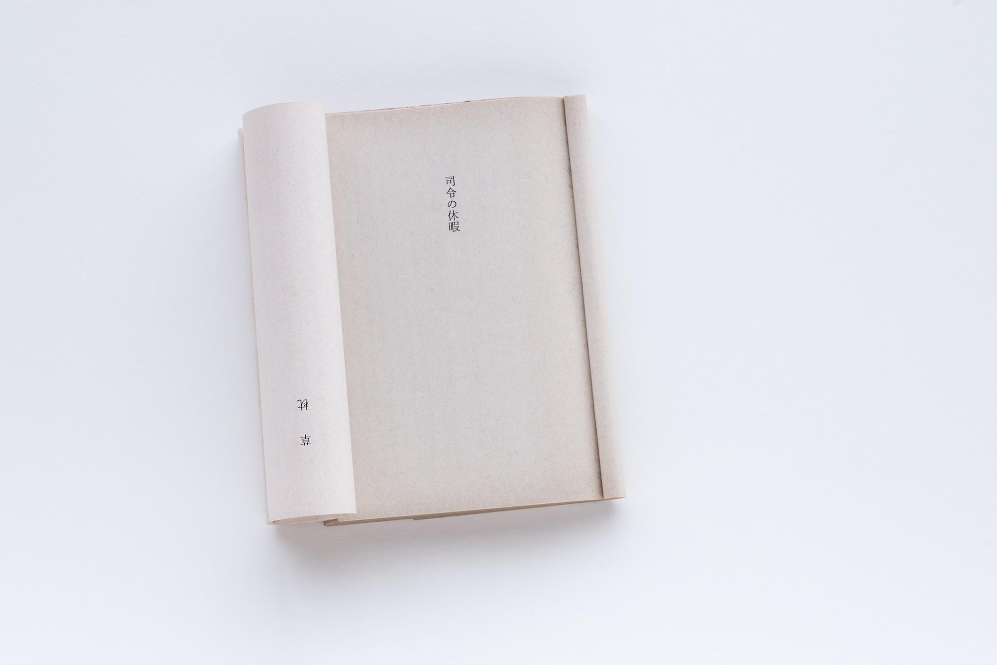 本を、つくってみた −アーティストブックの制作と展示−_c0164399_16162093.jpg