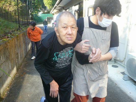 11/13 日中活動_a0154110_16514043.jpg