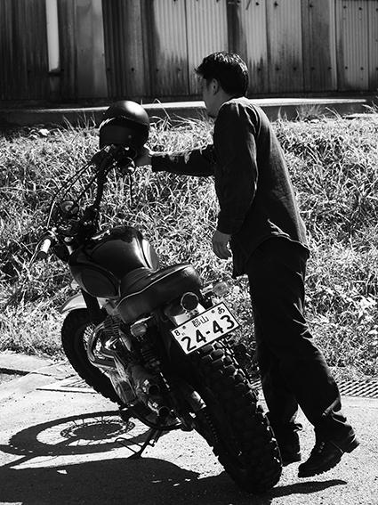 君はバイクに乗るだろう VOL.147_f0203027_07445292.jpg