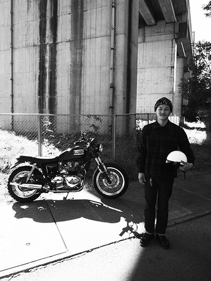 5COLORS「君はなんでそのバイクに乗ってるの?」#124_f0203027_08252423.jpg
