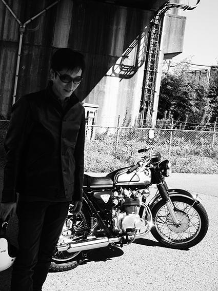 5COLORS「君はなんでそのバイクに乗ってるの?」#124_f0203027_08252434.jpg