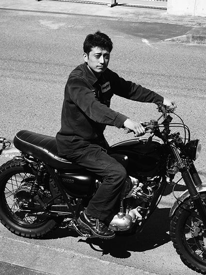 5COLORS「君はなんでそのバイクに乗ってるの?」#124_f0203027_08252472.jpg