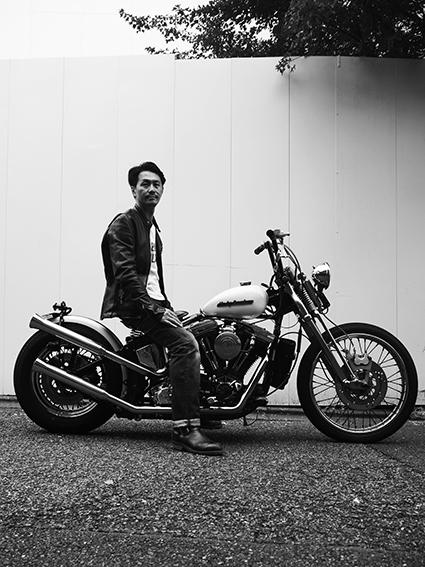 田中 信吾 & Harley-Davidson FXSTS(2017.10.02)_f0203027_08594724.jpg