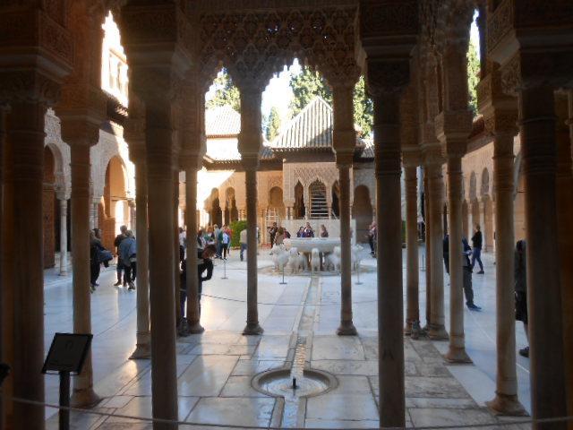 世界遺産アルハンブラ宮殿_b0305039_22182256.jpg