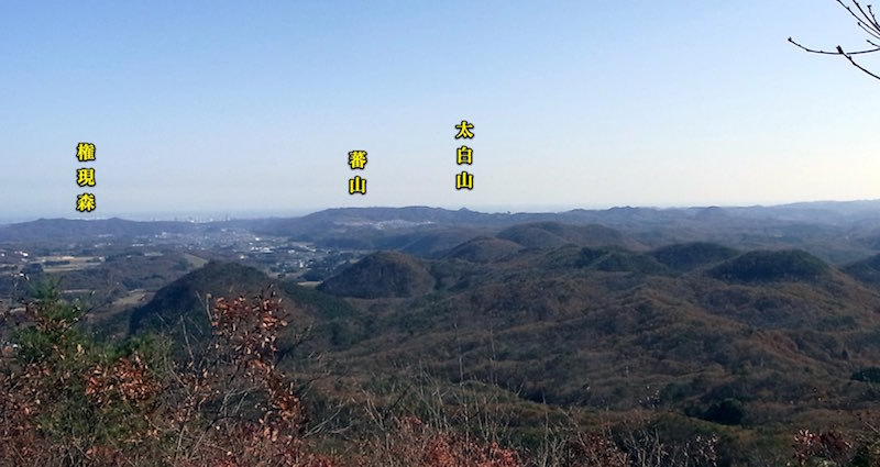 山登りその6(5座目)戸神山 504m_c0063348_08164452.jpg