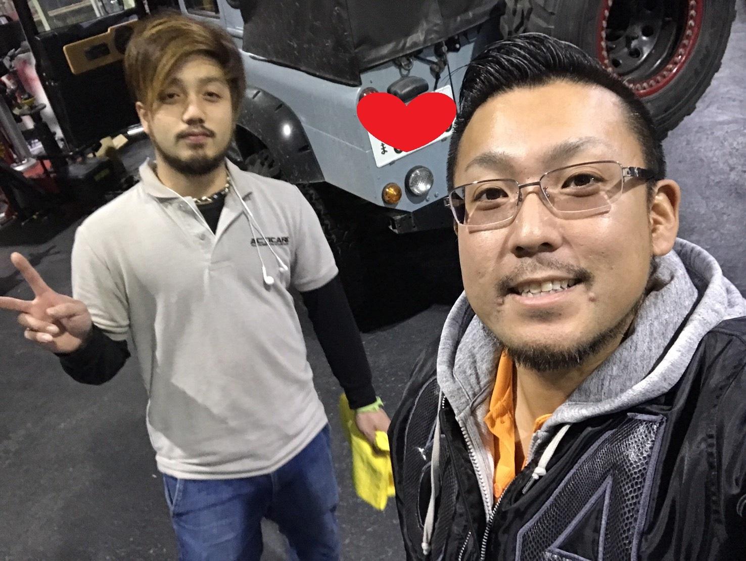 11月15日(水)トミーベース カスタムブログ☆ハリアー ランクル 多数ラインナップ!!_b0127002_10502060.jpg